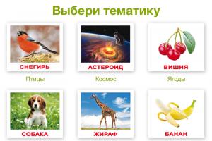 Карточки Домана | Купить Карточки в Украине