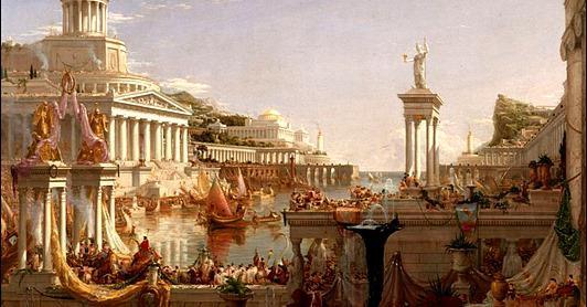 КАКИЕ СЛОВА ПОЗАИМСТВОВАЛ АНГЛИЙСКИЙ ЯЗЫК СО ВРЕМЁН РИМСКОЙ ИМПЕРИИ?